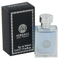 Versace Pour Homme By Versace .17 oz Mini EDT for Men