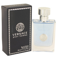 Versace Pour Homme By Versace 1.7 oz Eau De Toilette Spray for Men