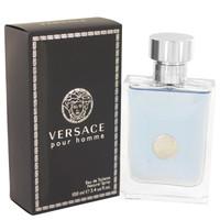 Versace Pour Homme By Versace 3.4 oz Eau De Toilette Spray for Men
