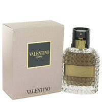 Uomo By Valentino 3.4 oz Eau De Toilette Spray for Men
