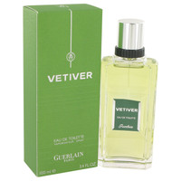 Vetiver Guerlain By Guerlain 3.4 oz Eau De Toilette Spray for Men