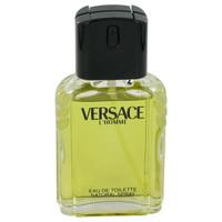 L'Homme By Versace 3.4 oz Eau De Toilette Spray Tester for Men