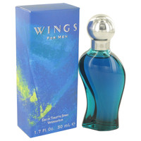 Wings By Giorgio Beverly Hills 1.7 oz Eau De Toilette/Cologne Spray for Men
