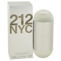 212 By Carolina Herrera 2 oz Eau De Toilette Spray (New Packaging) for Women