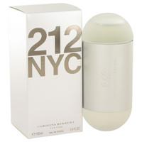 212 By Carolina Herrera 3.4 oz Eau De Toilette Spray (New Packaging) for Women
