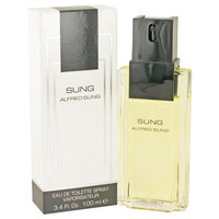 Alfred Sung By Alfred Sung 3.4 oz Eau De Toilette Spray for Women