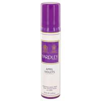 April Violets By Yardley London 2.6 oz Body Spray for Women