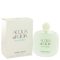 Acqua Di Gioia By Giorgio Armani 3.4 oz Eau De Toilette Spray for Women