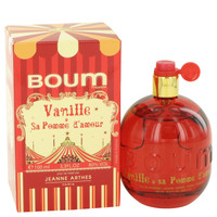 Boum Vanille Pomme D'Amour By Jeanne Arthes 3.4 oz Eau De Parfum Spray for Women