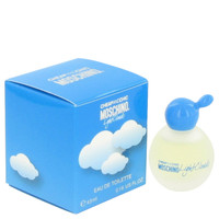 Cheap & Chic Light Clouds By Moschino .16 oz Mini EDT for Women