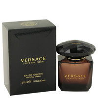 Crystal Noir By Versace 1 oz Eau De Toilette Spray for Women
