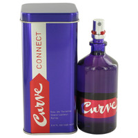 Curve Connect By Liz Claiborne 3.4 oz Eau De Toilette Spray for Women