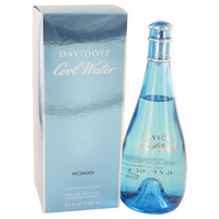 Cool Water By Davidoff 6.7 oz Eau De Toilette Spray for Women