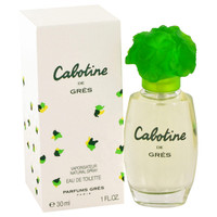 Cabotine By Parfums Gres 1 oz Eau De Toilette Spray for Women
