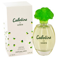 Cabotine By Parfums Gres 3.3 oz Eau De Toilette Spray for Women