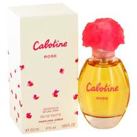 Cabotine Rose By Parfums Gres 1.7 oz Eau De Toilette Spray for Women