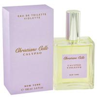 Violette By Calypso Christiane Celle 3.4 oz Eau De Toilette Spray for Women