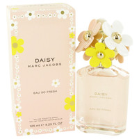 Daisy Eau So Fresh By Marc Jacobs 4.2 oz Eau De Toilette Spray for Women