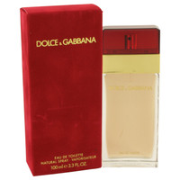 Dolce & Gabbana 3.3 oz Eau De Toilette Spray for Women
