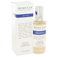 Blueberry Cologne by Demeter 4 oz Cologne Spray for Women