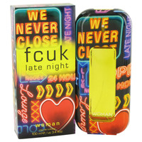 Fcuk Late Night By French Connection 3.4 oz Eau De Toilette Spray for Women