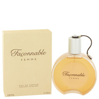 Faconnable By Faconnable 2.5 oz Eau De Parfum Spray for Women