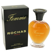 Femme Rochas By Rochas 3.3 oz Eau De Toilette Spray Tester for Women