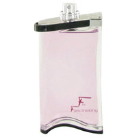F For Fascinating Night By Salvatore Ferragamo 3 oz Tester Eau De Parfum Spray for Women