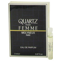 Quartz By Molyneux .07 oz Vial Sample for Women