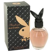 Playboy Play It Spicy By Coty 2.5 oz Eau De Toilette Spray for Women