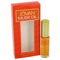 Musk By Jovan .33 oz Oil With Applicator for Women
