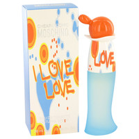I Love Love By Moschino 1 oz Eau De Toilette Spray for Women