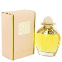 Nude By Bill Blass 3.4 oz Eau De Cologne Spray for Women