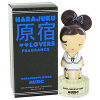 Harajuku Lovers Music By Gwen Stefani 1 oz Eau De Toilette Spray for Women
