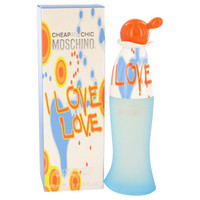I Love Love By Moschino 3.4 oz Eau De Toilette Spray for Women