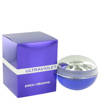 Ultraviolet By Paco Rabanne 2.8 oz Eau De Parfum Spray for Women