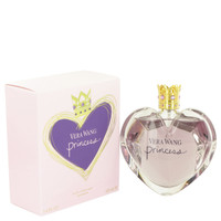 Princess By Vera Wang 3.4 oz Eau De Toilette Spray for Women