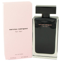 Narciso Rodriguez By Narciso Rodriguez 3.3 oz Eau De Toilette Spray for Women