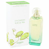 Un Jardin Sur Le Nil By Hermes 3.4 oz Eau De Toilette Spray for Women