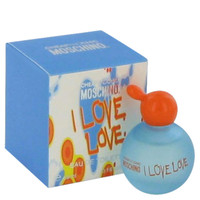 I Love Love By Moschino .17 oz Mini EDT for Women