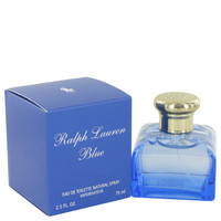 Ralph Lauren Blue By Ralph Lauren 2.5 oz Eau De Toilette Spray for Women