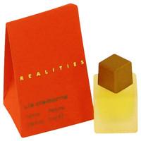 Realities By Liz Claiborne .12 oz Mini Perfume for Women