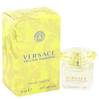Yellow Diamond By Versace .17 oz Mini EDT for Women