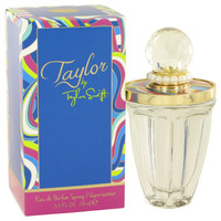 Taylor By Taylor Swift 3.4 oz Eau De Parfum Spray for Women
