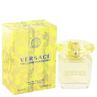 Yellow Diamond By Versace 1 oz Eau De Toilette Spray for Women