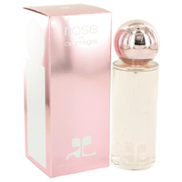 Rose De Courreges By Courreges 3 oz Eau De Parfum Spray for Women