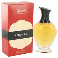 Tocade By Rochas 3.4 oz Eau De Toilette Spray (New Packaging) for Women