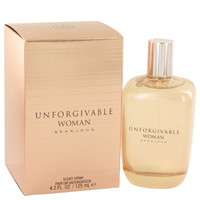 Unforgivable By Sean John 4.2 oz Eau De Parfum Spray for Women