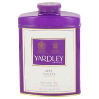 April Violets By Yardley London 7 oz Talc for Women