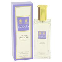 English Lavender By Yardley London 1.7 oz Eau De Toilette Spray for Women
